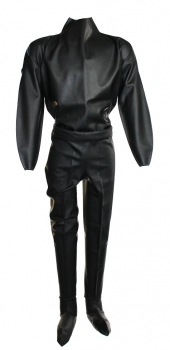 Drysuit with neck-seal